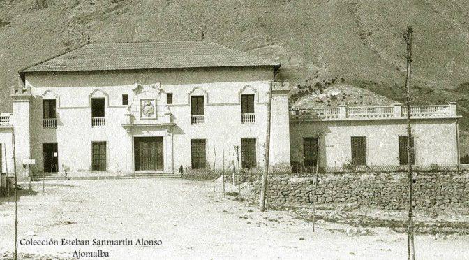 El cuartel de Infantería y Caballería.