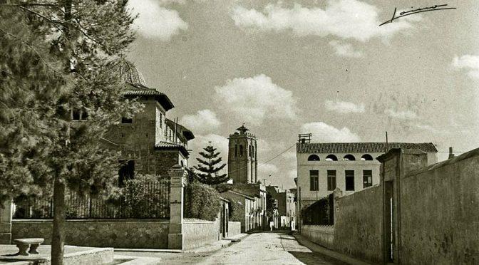 Callejeando 09. La calle del Hospital.