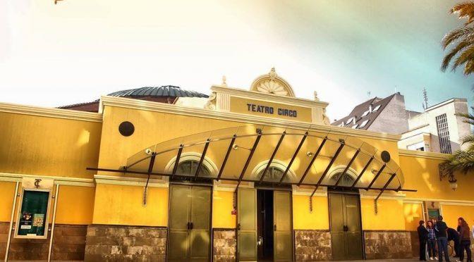 Apuntes sobre el Teatro Circo y su reconstrucción en Orihuela.