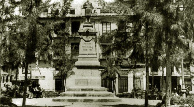 José María Muñoz y Bajo de Mengibar.