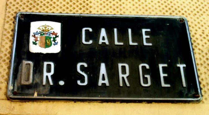 Biografías: José María Sarget Lillo