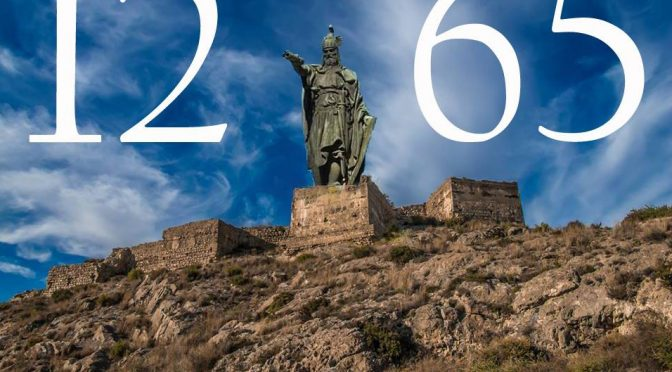 Jaime I en Orihuela.