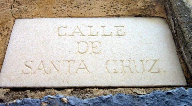 Biografías: Francisco Santa Cruz Pacheco.