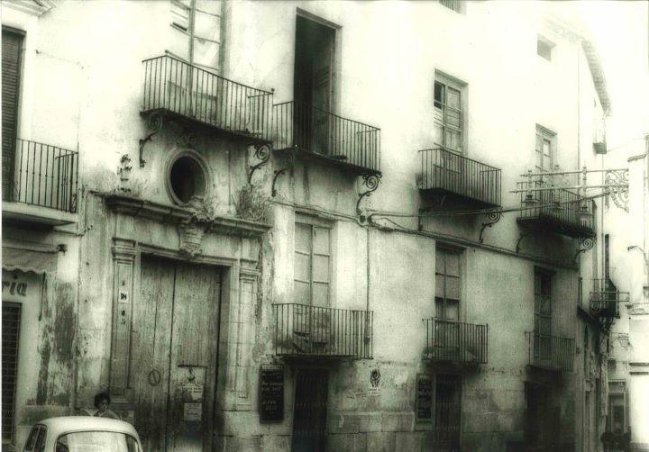 Callejeando 24. La Plazuela de la Soledad.