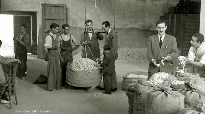 Crónica de Antonio Ballester 03. La fábrica de la seda.