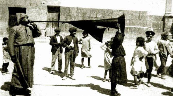 Crónica de Orihuela 1923. Marzo.