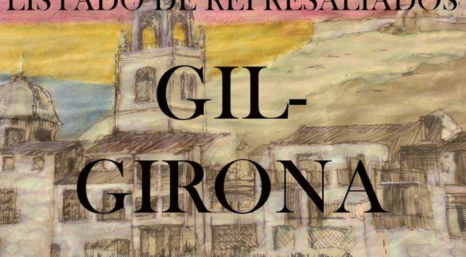 LISTADO DE REPRESALIADOS 25: GIL-GIRONA