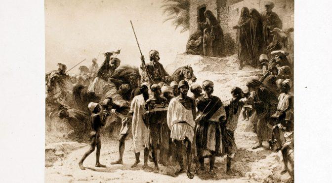 Esclavos en la Orihuela del siglo XVIII.
