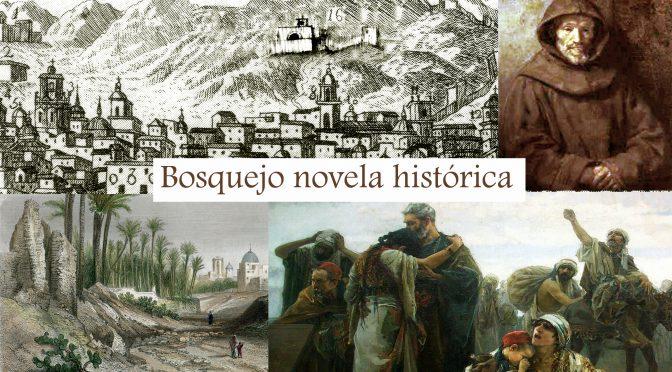 Bosquejo novela histórica.