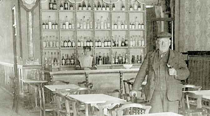 Del Café Europeo al Café Colón. José Rogel Botá 1.