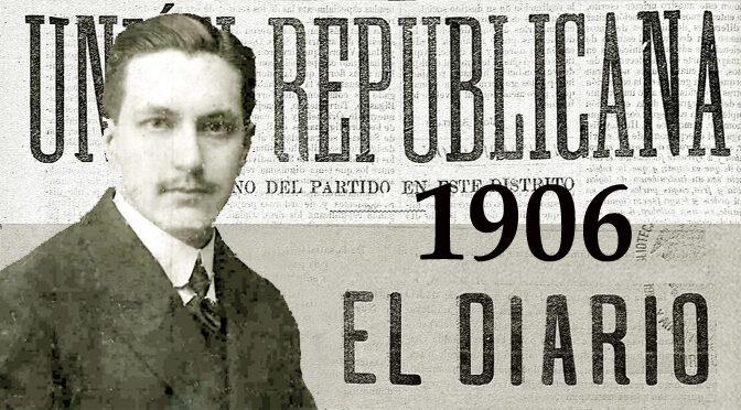 Justo García Soriano 8. 1906.