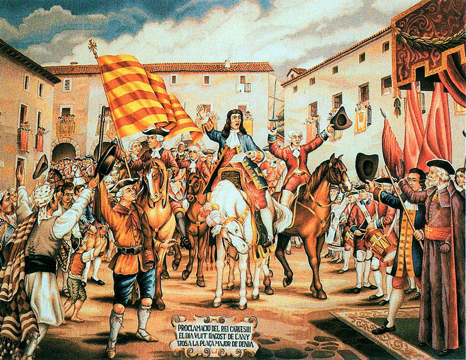 Orihuela 1706.