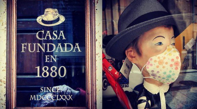 Sombrereros oriolanos.       De la Madrileña al Gavilán.