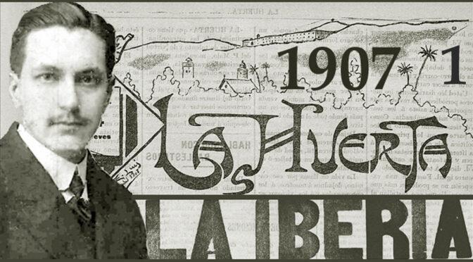 Justo García Soriano 9. 1907/1.